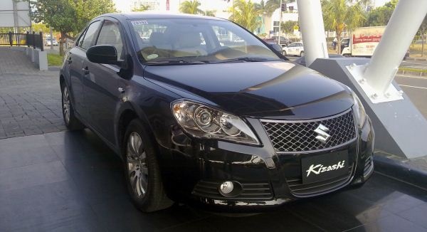 Suzuki Philippines Proudly Introduces Suzuki Kizashi