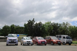 Suzuki Vehicles at PFF Suzuki U23 Luzon Major Kick-off