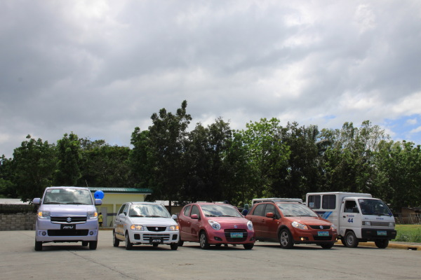 Suzuki Vehicles