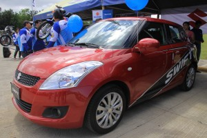 Suzuki to Recall Over 100,000 Swifts