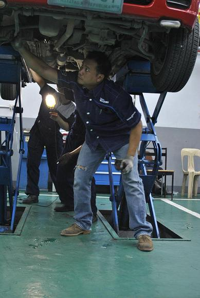 Suzuki Mechanics
