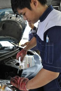 Drive Safe with Suzuki's 23 Point Check Up