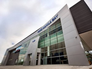 Ford Opens Dealership in Manila Bay
