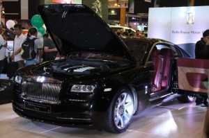 Rolls-Royce Brings Wraith to the Philippines